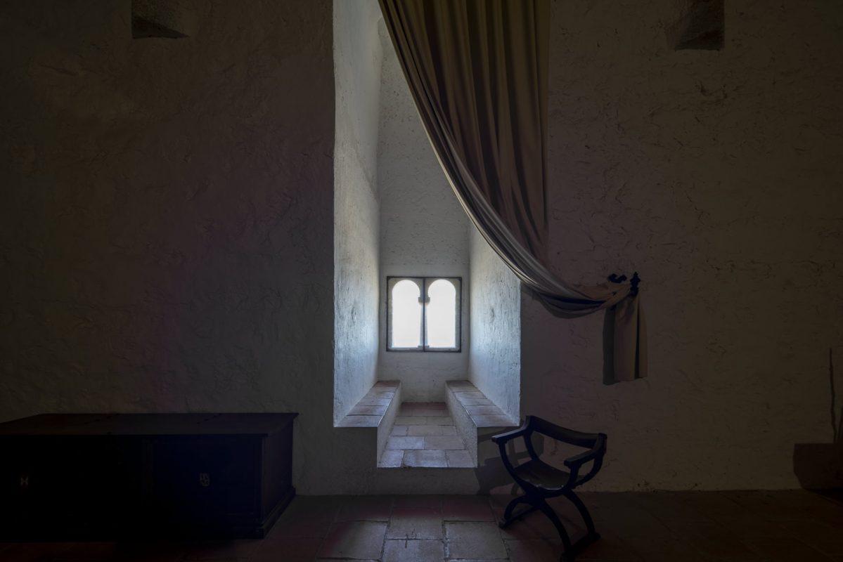 La torre del homenaje del castillo de Jaén