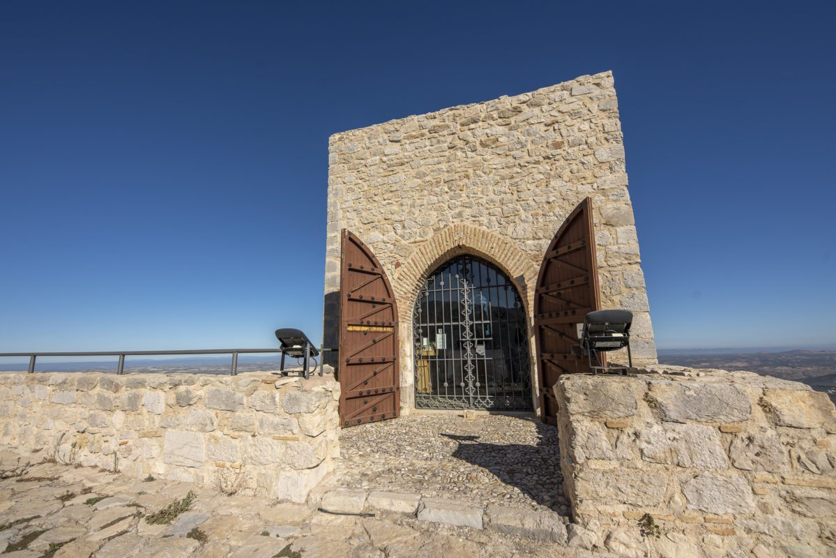 Romería Sta Catalina y capilla en el castillo de Jaén /// Santa Catalina Pilgrimage and its chapel in the castle of Jaen