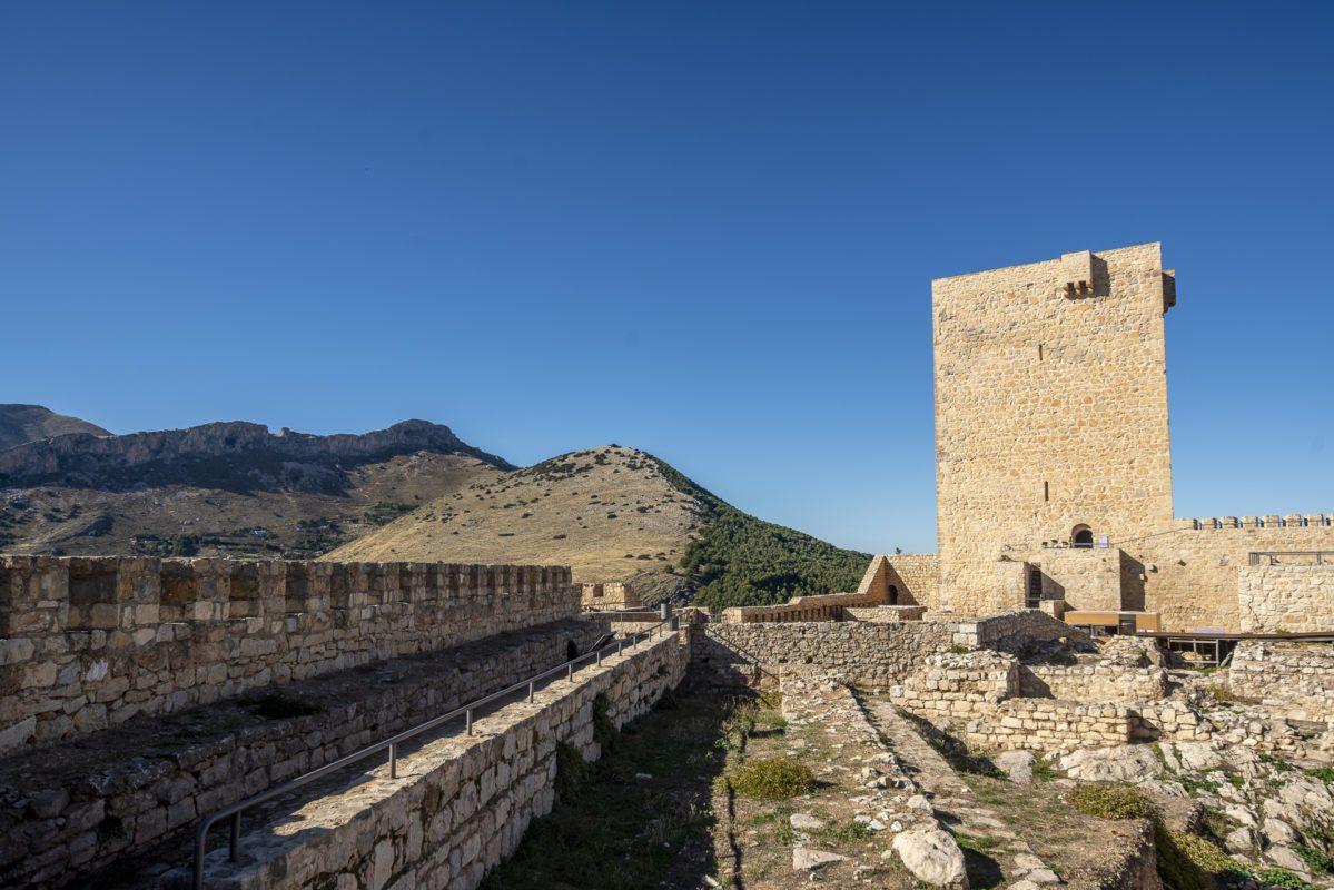 La ocupación francesa y el castillo de Jaén