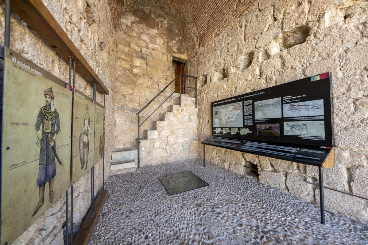 Recorrido por la historia del castillo de Jaén /// A tour of history in the castle of Jaen