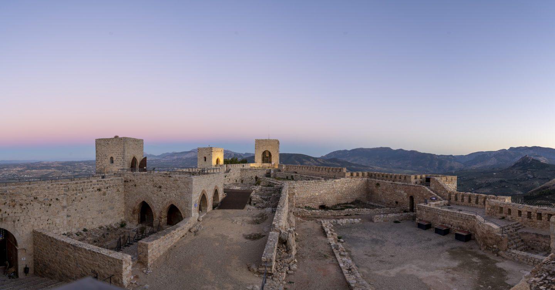 Actividades al aire libre en el Castillo Santa Catalina /// Outdoor activities in the castle of Jaen