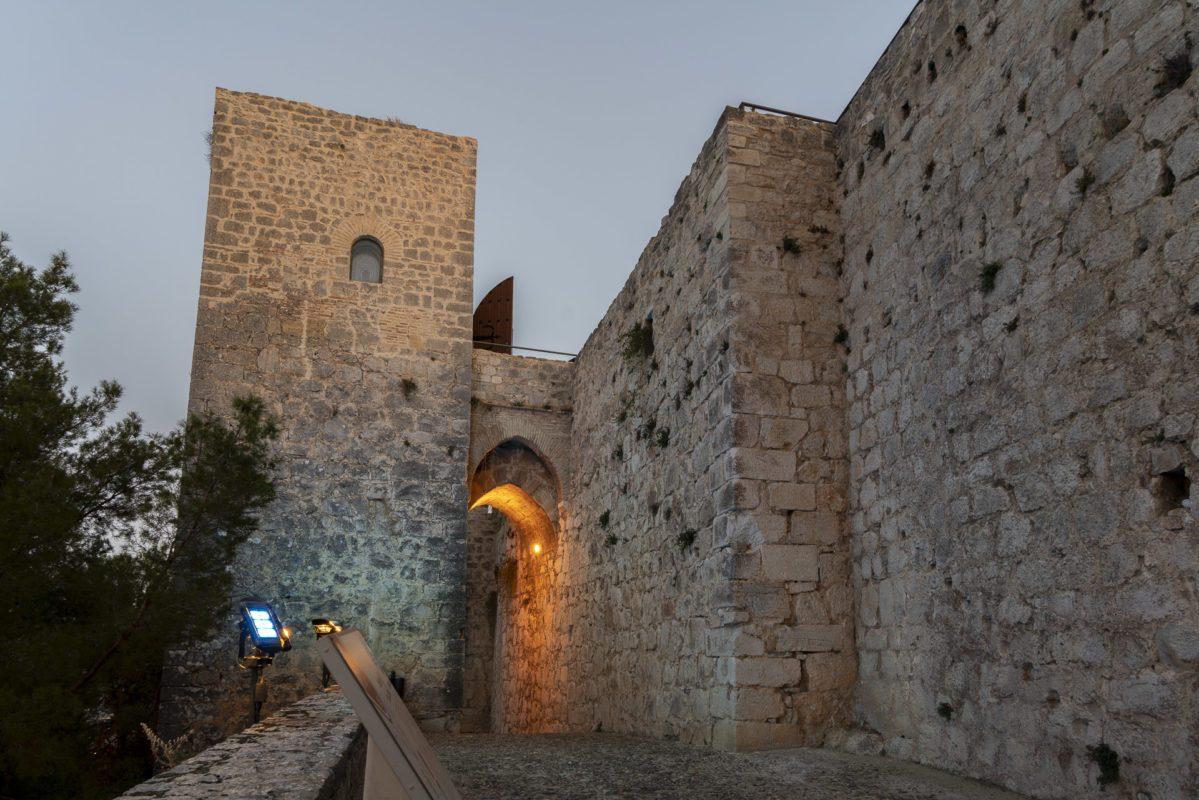 Paseo al mirador de la cruz de Jaén /// Walk to the mirador of the cross of Jaen